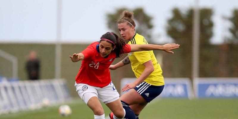 Finalizado: Holanda 7-0 Chile Femenino
