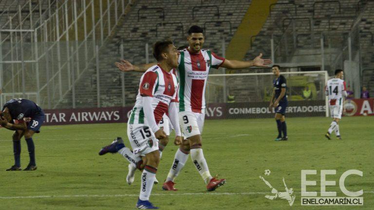 Galería de fotos: Palestino vs Alianza Lima
