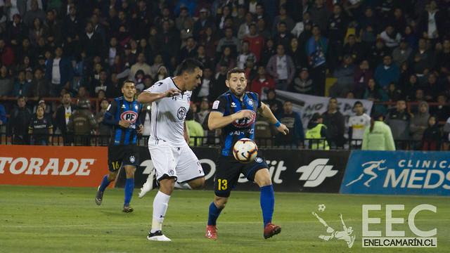 Galería de fotos: Huachipato vs Colo Colo