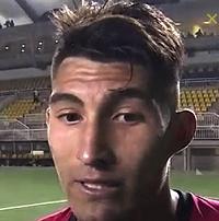 14. Mathías Pinto (Sub-21)