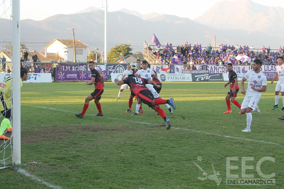 Galería de fotos: Deportes Limache vs Deportes Concepción