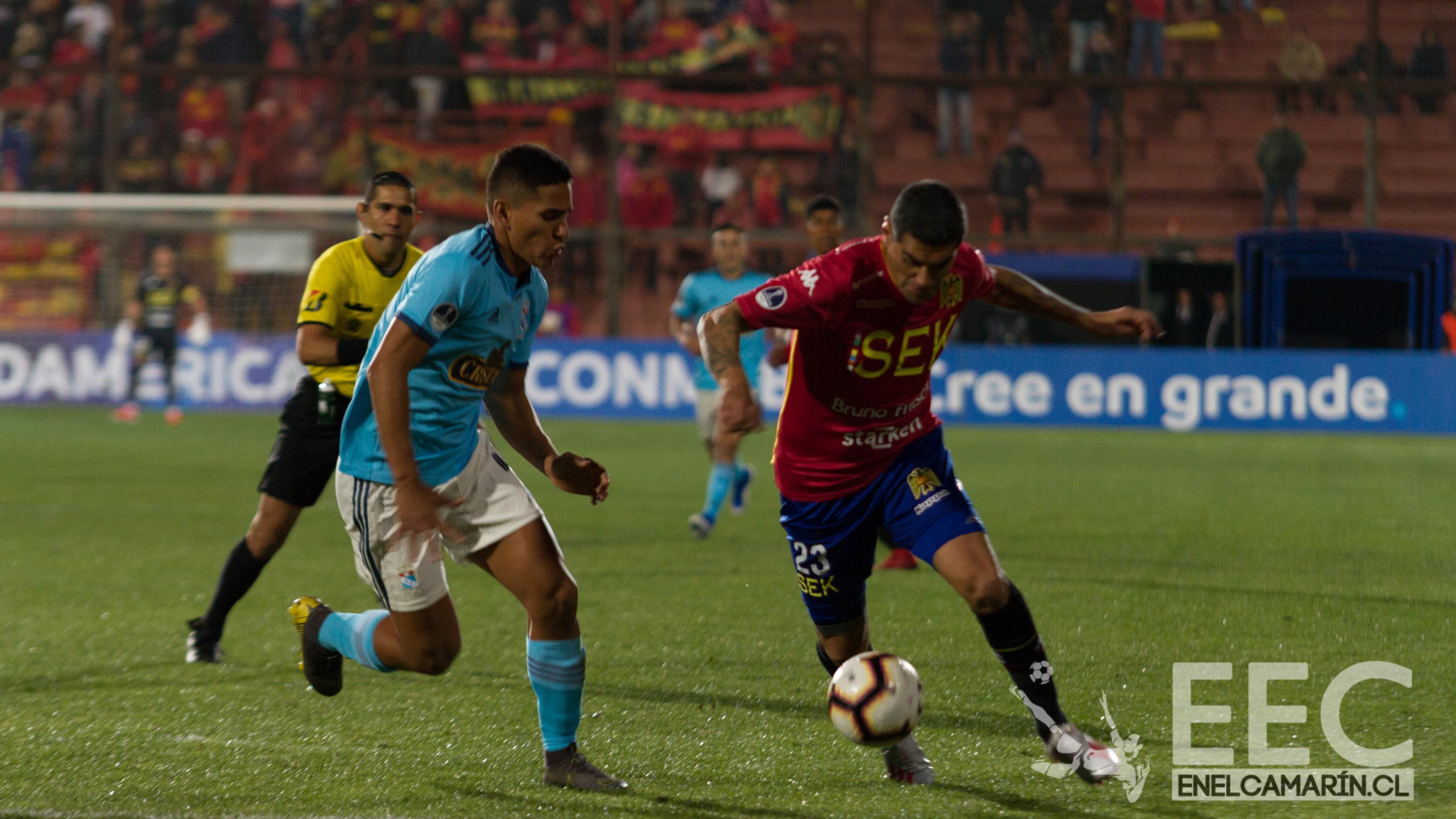 Galería de fotos: Unión Española vs Sporting Cristal