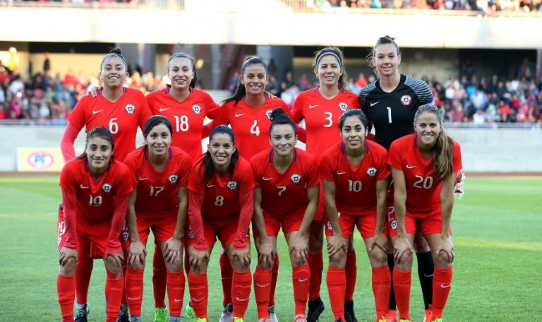 Finalizado: Alemania 2-0 Chile Femenino