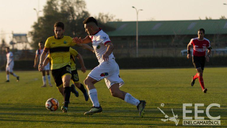 Galería de fotos: Lautaro de Buin vs Iberia