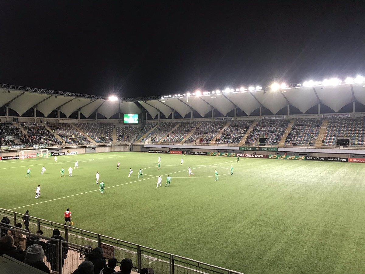 Audax Italiano borró a Wanderers del mapa y avanzó en Copa Chile