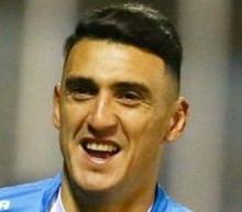 19. Matías Suárez