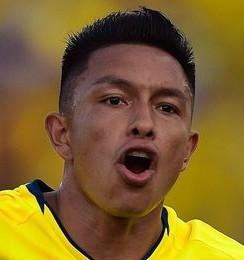 6. Cristian Ramírez