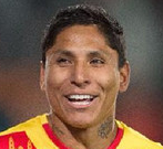 11. Raúl Ruidíaz