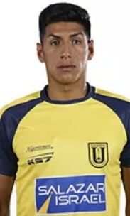 5. Sebastian Elgueta (Sub 20)