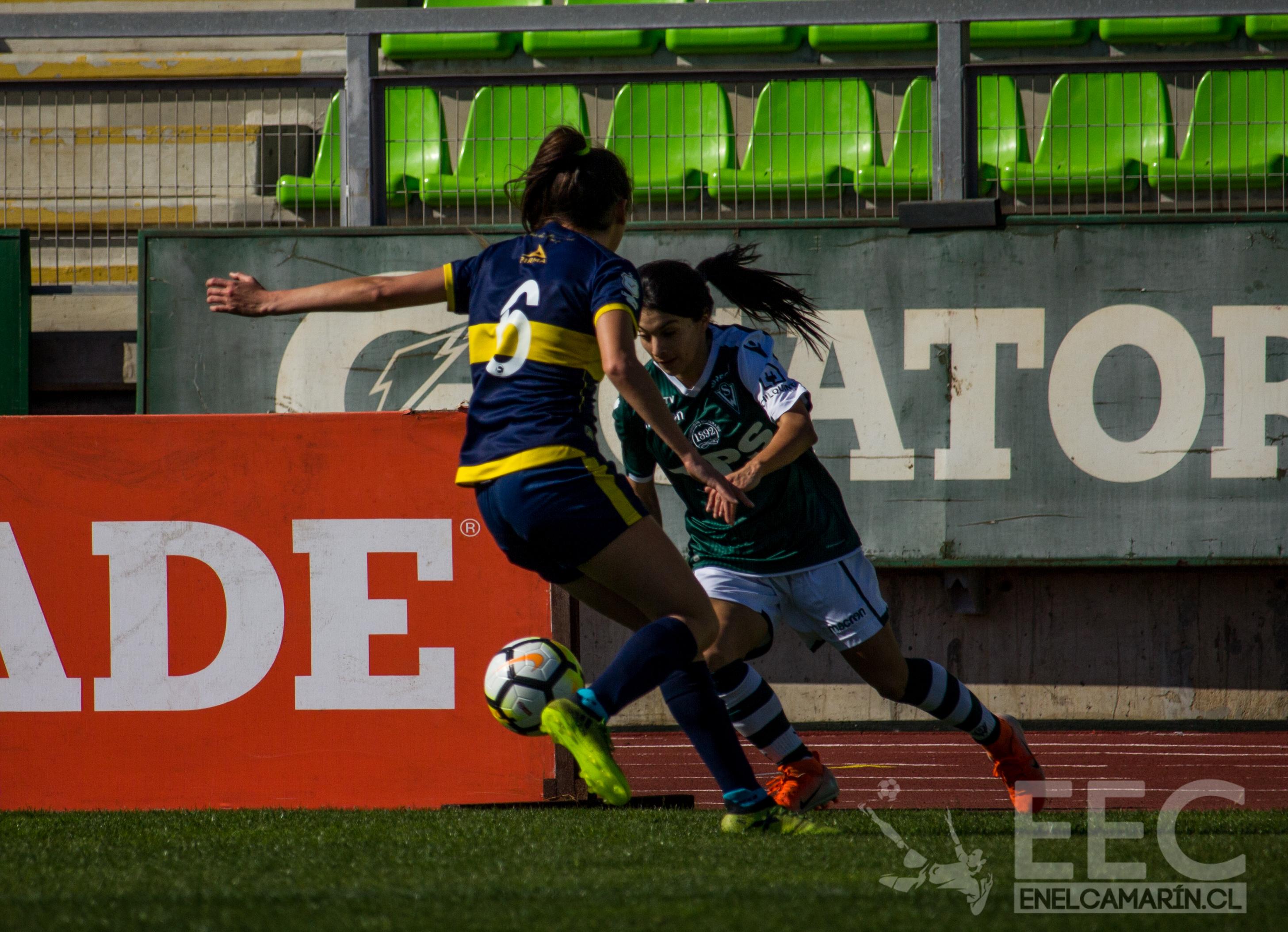 Galería de fotos: Santiago Wanderers vs Everton femenino