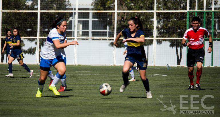 Galería de fotos: Everton vs Universidad Católica femenino