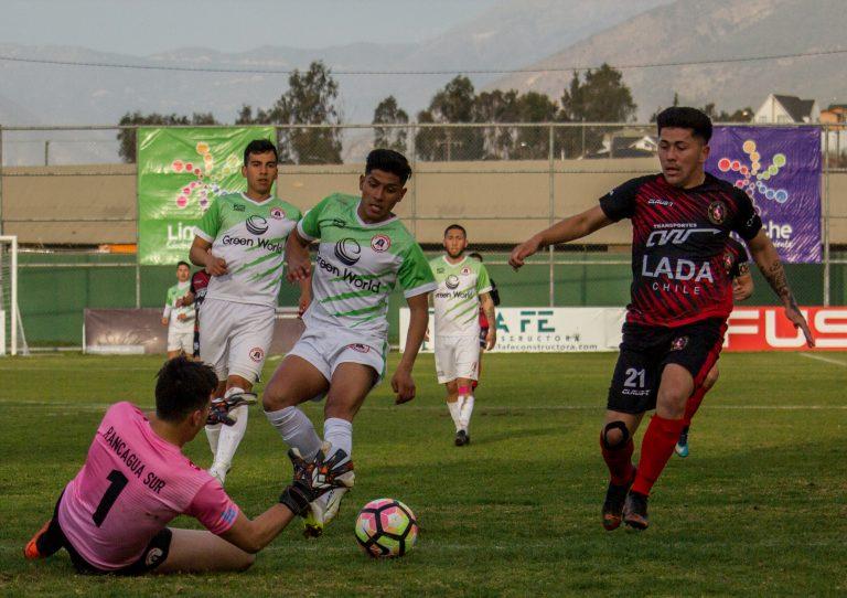 Galería de fotos: Deportes Limache vs Rancagua Sur