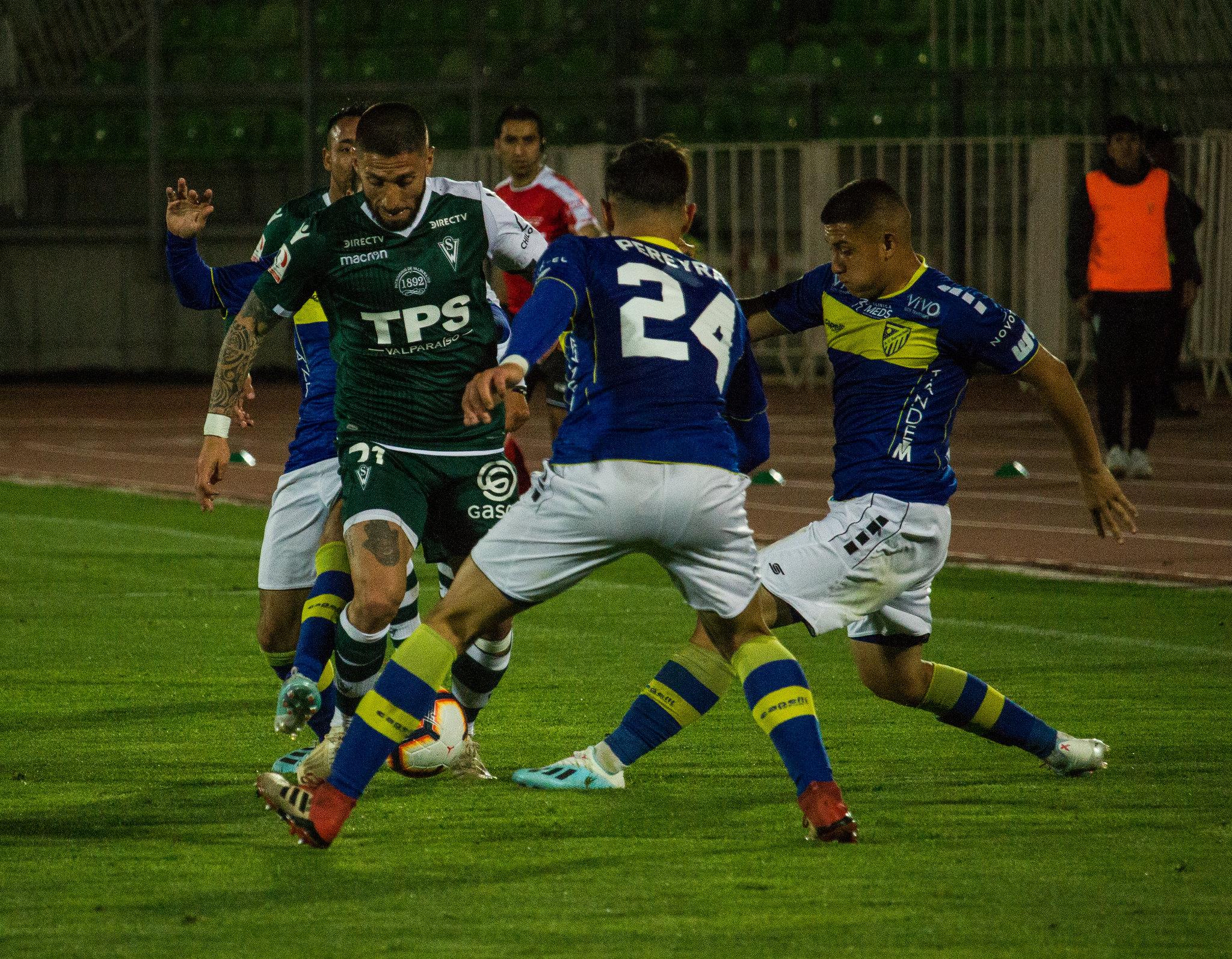 Galería de fotos: Santiago Wanderers vs AC Barnechea