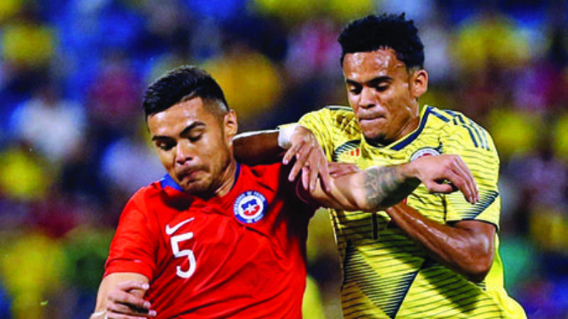 Finalizado: Chile 3-2 Guinea