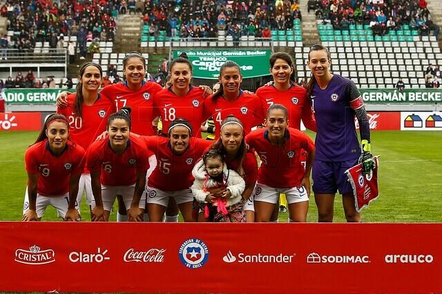 Finalizado: Australia 1-0 Chile Femenino