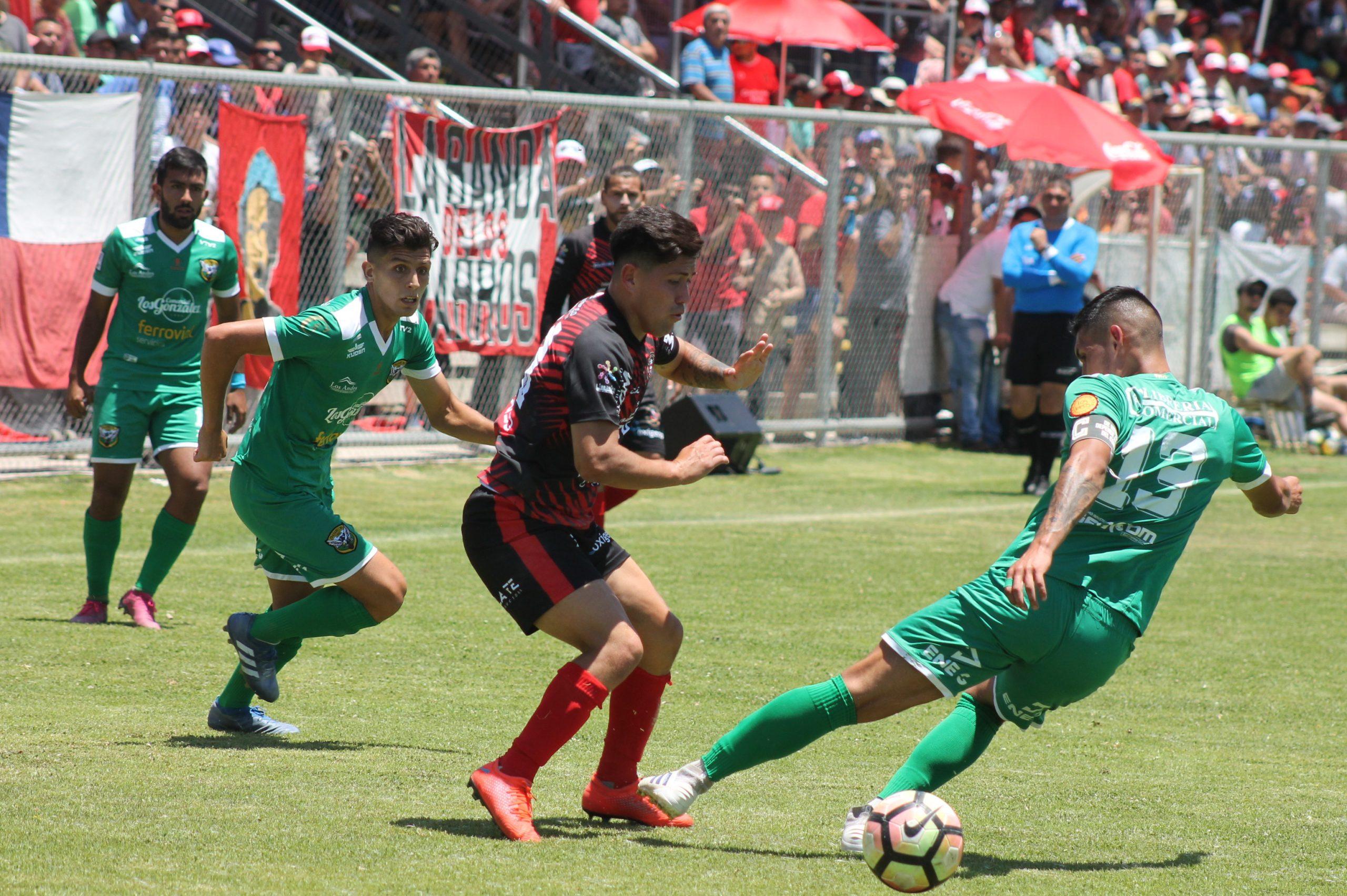 Galería de fotos: Deportes Limache vs Trasandino