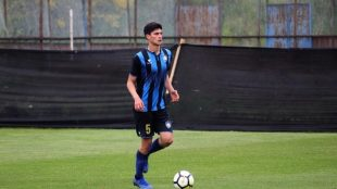 28. Dylan Aravena (Sub 20)