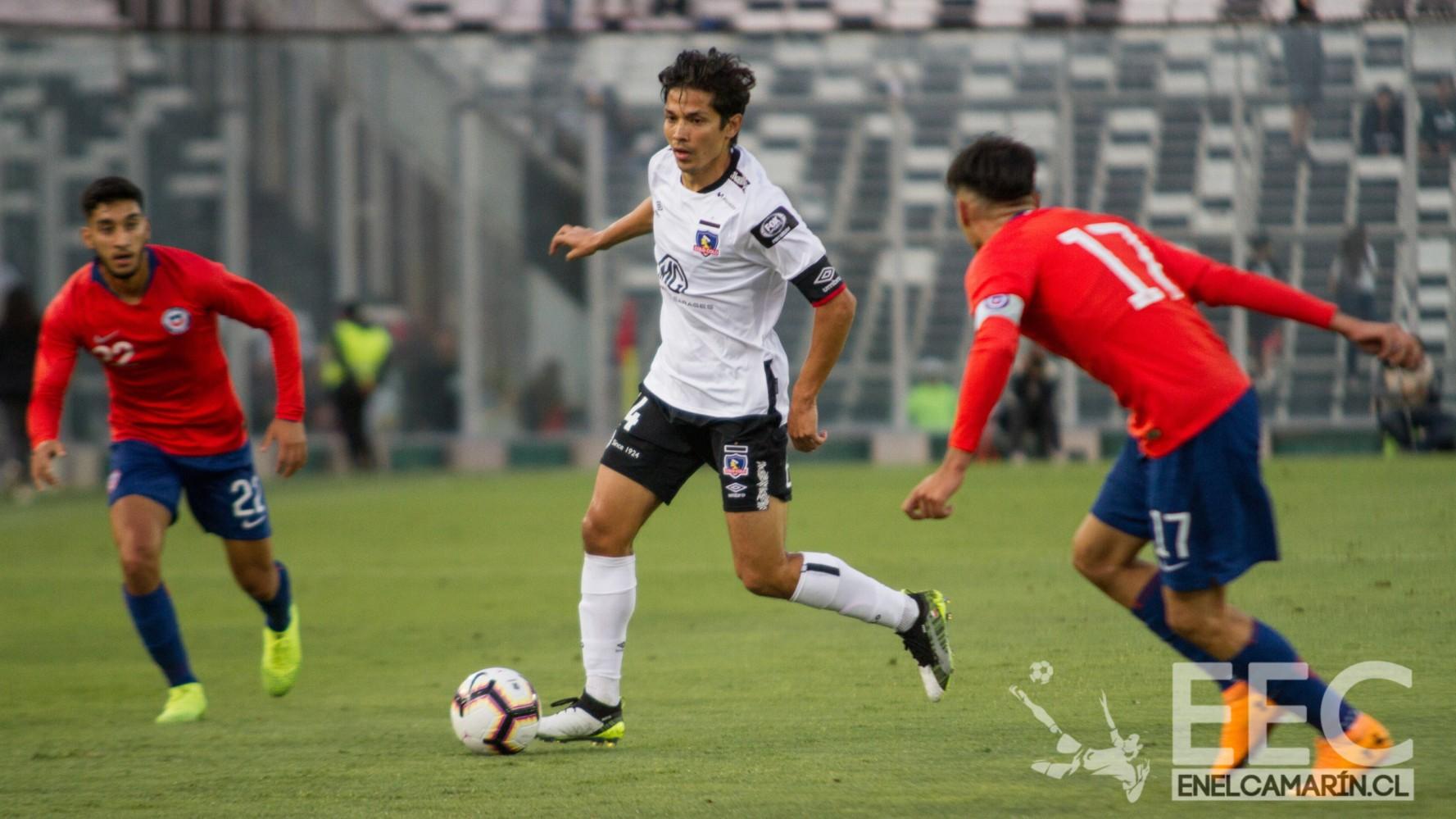 Galería de fotos: Colo-Colo vs Chile Sub 23
