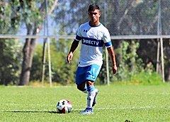 25. Kevin Fernández (Sub 20)