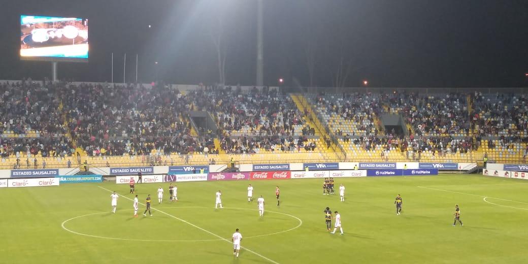 Finalizado: Everton 1-0 Unión La Calera