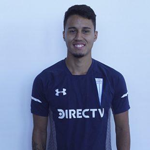 3. Aaron Astudillo (Sub-20)
