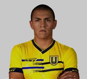 27. Javier Saldías (Sub 20)