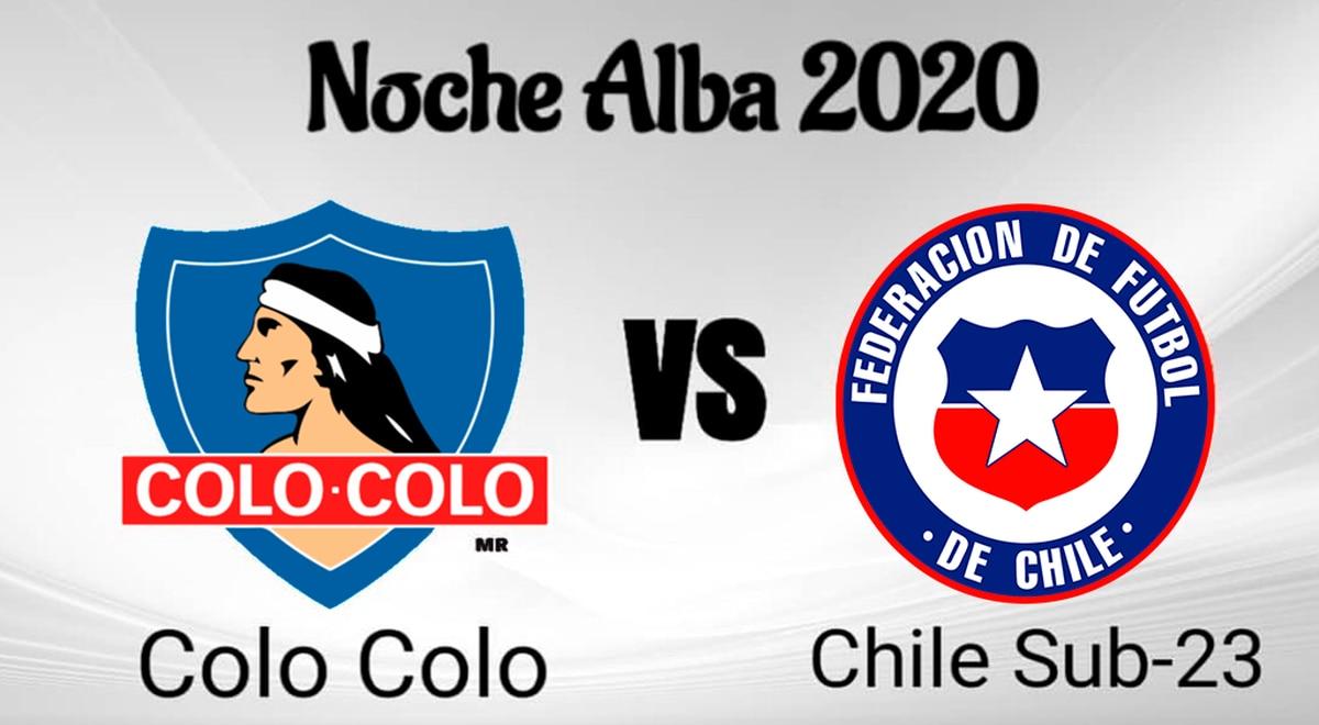 Finalizado: Colo Colo 0-0 Chile U23