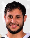 25. Rodrigo Odriozola (URU)