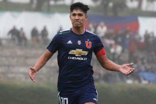 2. Bastian Tapia (Sub 20)
