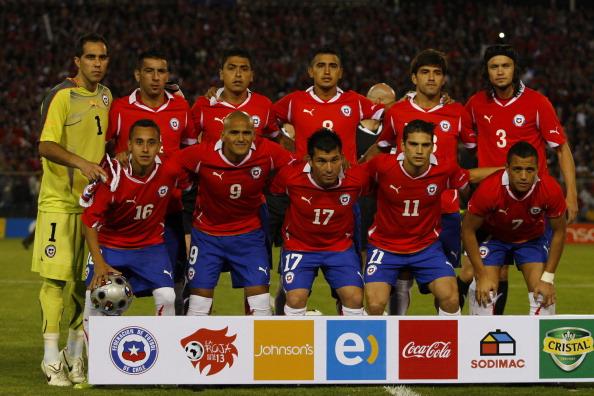 Partidos con Historia:Chile 2-0 Uruguay (2010)