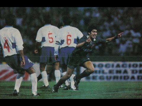 Partidos con Historia: U de Chile 1-0 U Católica (1994)