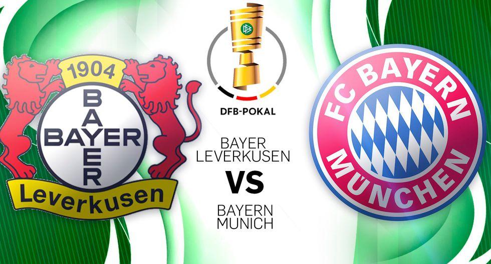 Finalizado: Bayer 04 Leverkusen 2-4 FC Bayern Munich