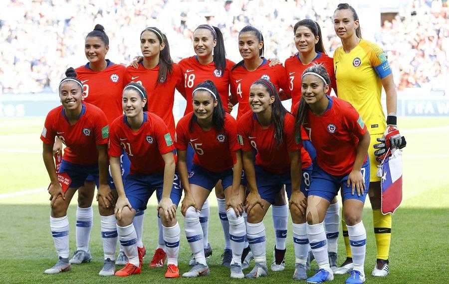 Chile 1-2 Zambia (FINAL)