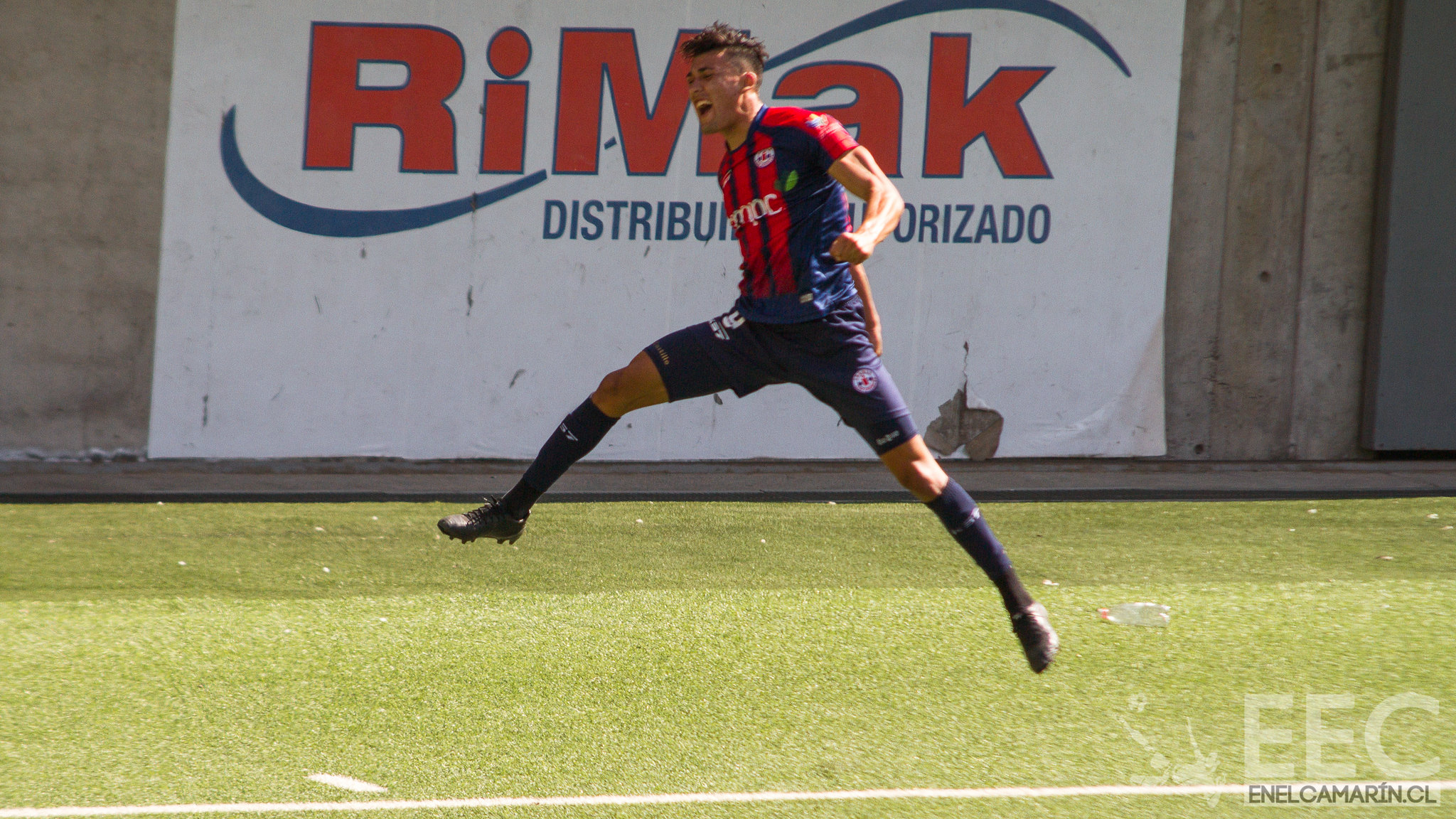 Deportes Colina vs Iberia en fotos