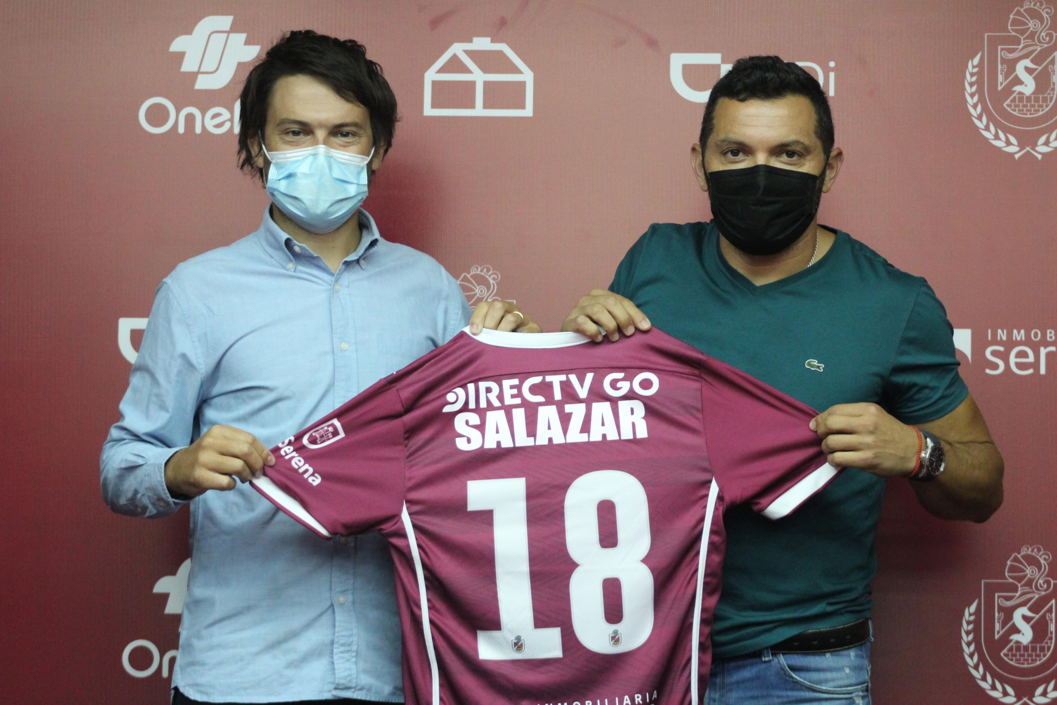 Deportes La Serena presentó a Mauricio Salazar como líder del Fútbol Joven